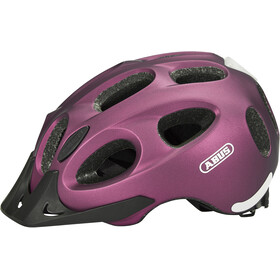 ABUS Youn-I Ace Kask rowerowy, fioletowy